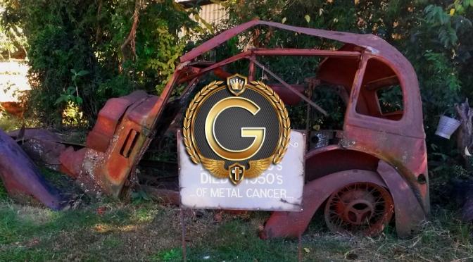 Pilgrims Rest – Old Car